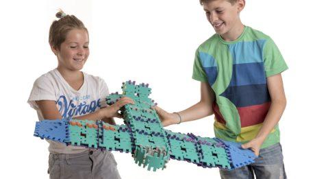 Remek építőjátékokat vásárolhat fiúgyermekének.