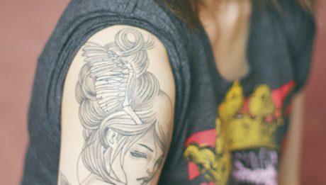 Remek tetováló szalon vár téged!